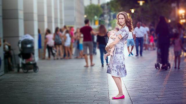 """הילה לאון: """"הכי טבעי שיש""""  (צילום: קרן דניאלי-קסנר) (צילום: קרן דניאלי-קסנר)"""
