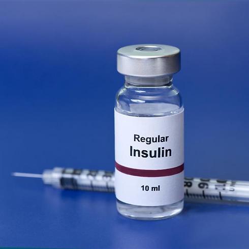 Инсулин. Фото: shutterstock