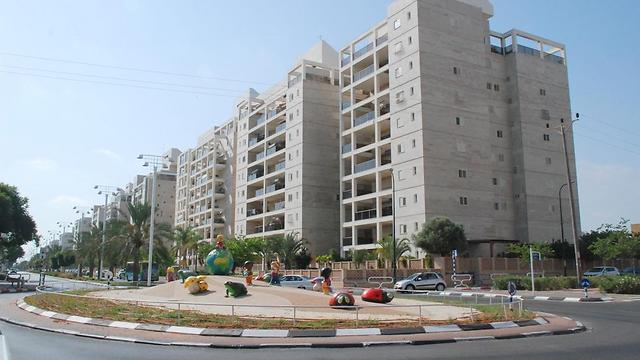 אשדוד. דירת 4 חדרים ברחוב אוסישקין נמכרה ב-1.76 מיליון שקל (צילום: בראל אפרים) (צילום: בראל אפרים)