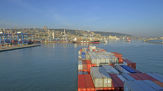 Haifa Port (Photo:PR)