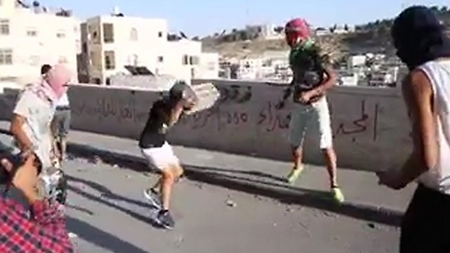 Teenagers and adults are strong enough to use concrete blocks and inflict deadly wounds