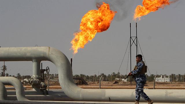 Iraqi oil fields (Photo: Reuters)