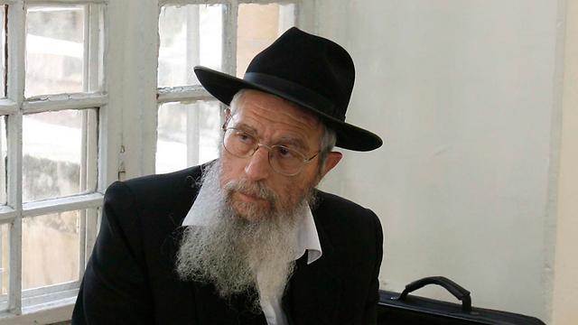 Rabbi Yisrael Ariel (Photo: Amit Shavi)