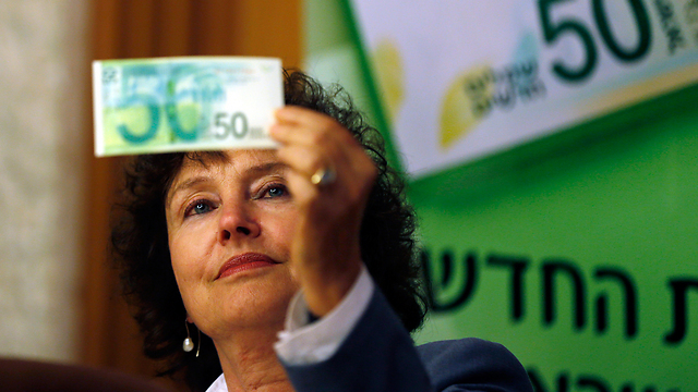Bank of Israel Governer Karnit Flug (Photo: Reuters)