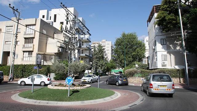 רחובות (צילום: אבי מועלם)
