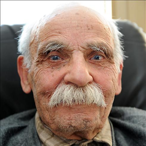 פאולינוסקאטו בן 100. תכונות אופי המשלבות עוצמה וגמישות מאפשרות חיים טובים יותר  צילום: איבו פיריזי ()