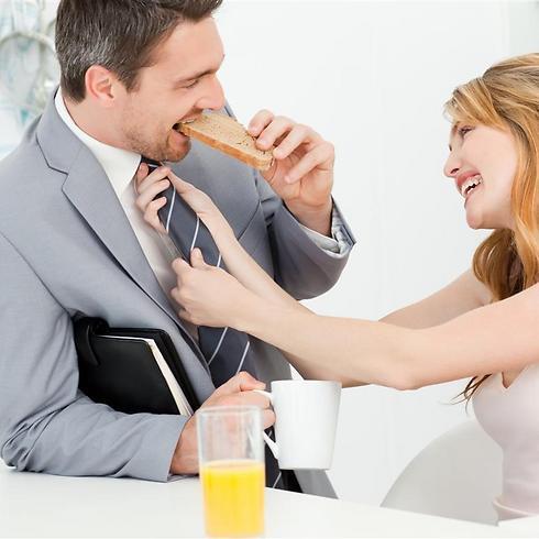 מי אתם אנשים שקמים בבוקר ומספיקים הכל?! (צילום: shutterstock) (צילום: shutterstock)