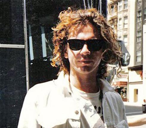 """""""כולם ידעו כמה הוא אוהב את הסמים שלו"""". האצ'נס (צילום: Andwhatsnext) (צילום: Andwhatsnext)"""