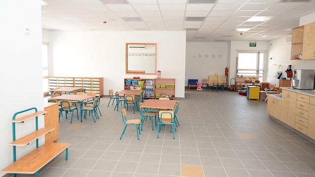 בית ספר חדש בשכונת רמות (צילום: הרצל יוסף)