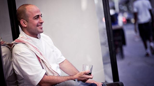 שף מאיר אדוני. מביא כבוד למטבח הישראלי בעולם ()