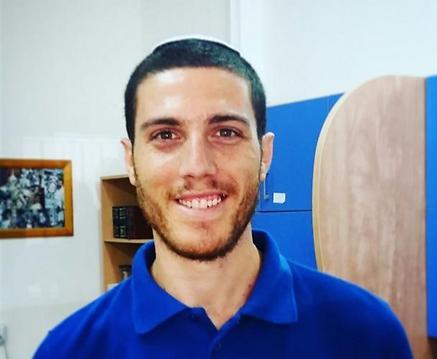 """שמעון כהן: """"אוהב לתת לתלמידים שלי להתבטא (צילום: עידן ברזילי)"""