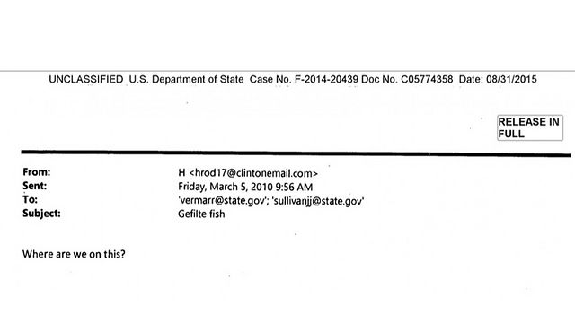 The email in question.