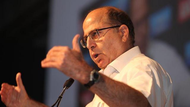 Defense Minister Moshe Ya'alon (Photo: Moti Kimchi)