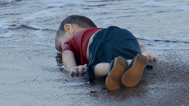 Alan Kurdi (Photo: Reuters)