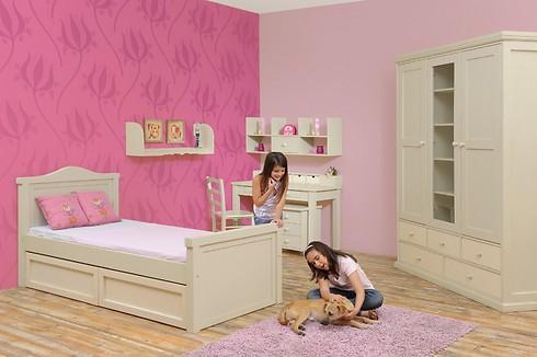 הצעה לעיצוב חדר ילדים של רשת האוס אין (צילום: שי אפג'ין) (צילום: שי אפג'ין)
