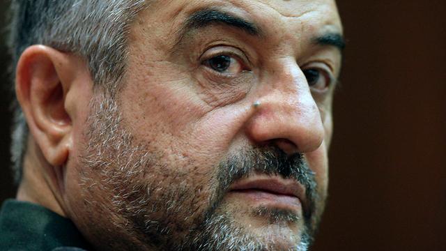 Commander of Iran's Revolutionary Guards General Mohammad Ali Jafari (Photo: AP)