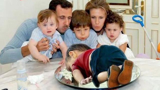ביקורת על משפחת אסד ()