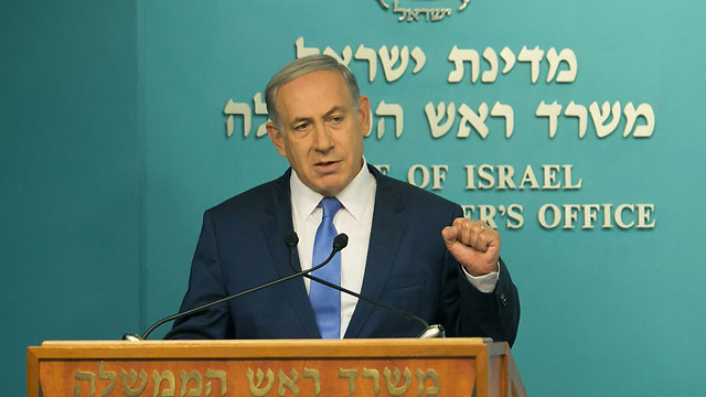 PM netanyahu. Back-channel talk meant to prevent another conflict (Photo: Ohad Zwigenberg)