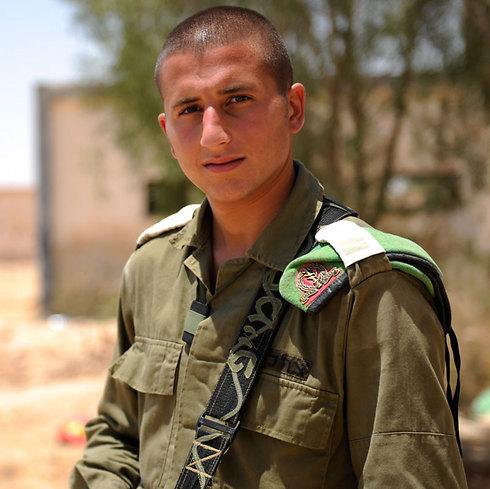 Lt. Oren Pasan (Photo: IDF Spokesperson)