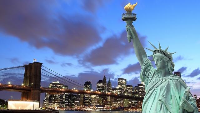 Нью-Йорк. Фото: shutterstock