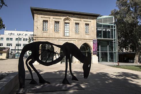 מוזיאון הנגב לאמנות (צילום: רון פלד) (צילום: רון פלד)