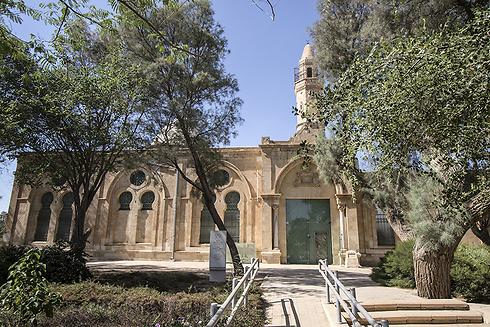 מוזיאון האסלאם  (צילום: רון פלד) (צילום: רון פלד)