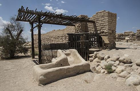 באר המים העמוקה בישראל (צילום: רון פלד) (צילום: רון פלד)