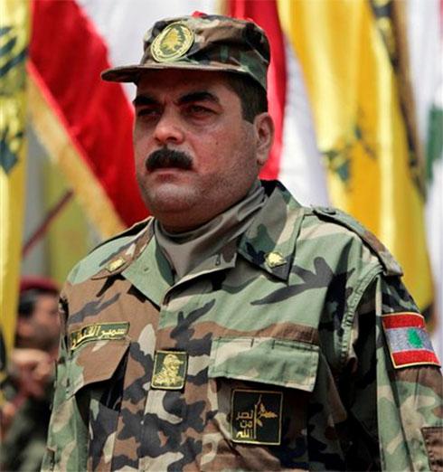 """קונטאר. הוביל את """"חיזבאללה הסורי"""" (צילום: AP) (צילום: AP)"""
