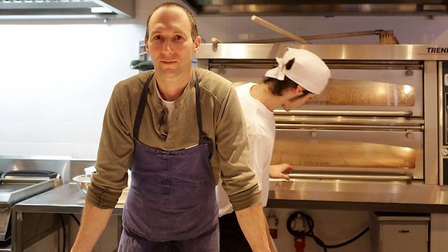 """שף ערן שרויטמן. """"לא מחפש כמות, אלא איכות"""" (צילום: יח""""צ)"""