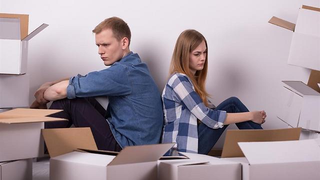 כעס יכול להתעורר בעקבות רצונות שונים של בני הזוג (צילום: shutterstock) (צילום: shutterstock)