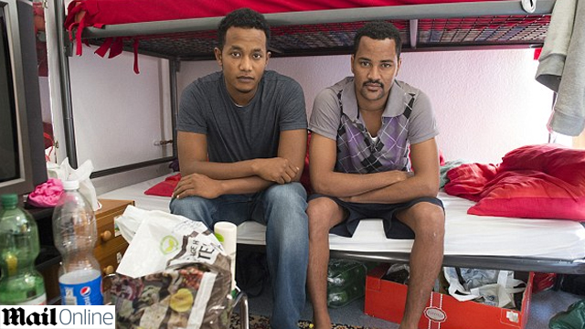 The past doesnt matter, the future does  - the Eritrean refugees
