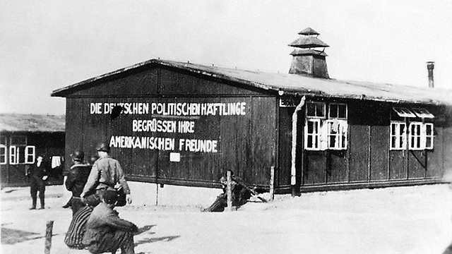 The camp during the war (Photo: shutterstock)
