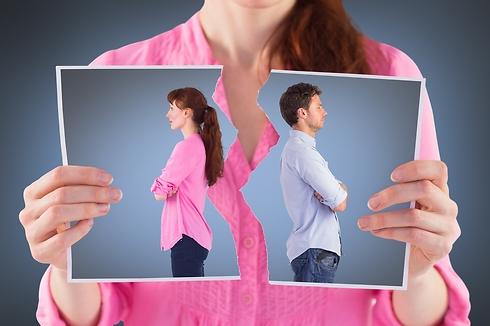 לא קל להיות בזוגיות עם מכור למין ומרבית בני הזוג נשברים (צילום: Shutterstock) (צילום: Shutterstock)