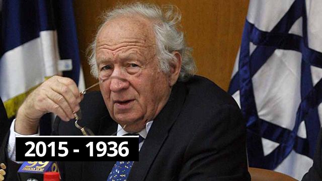 השופט מישאל חשין שהלך לעולמו בגיל 79 (צילום: חיים צח) (צילום: חיים צח)