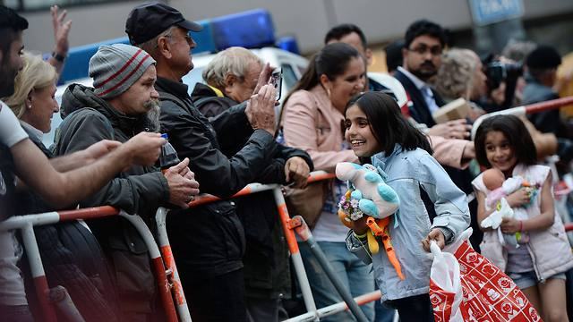 Refugees in Germany. 'All roads lead to Rome - or in other words, to Berlin, Stockholm and London, the three alluring destinations' (Photo: AFP)