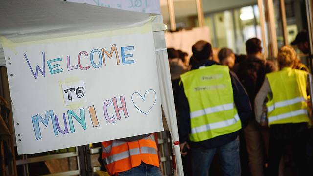 Hand-in-hand with the Europeans' hospitality, xenophobia develops