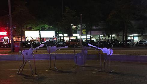 כיכר הביטלס, פה הכל התחיל (צילום: חן לחמני) (צילום: חן לחמני)