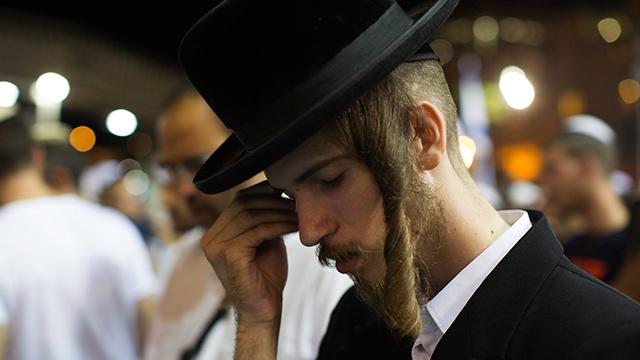 About 29% of Jerusalem's Jewish population is ultra-Orthodox. (Photo: EPA)