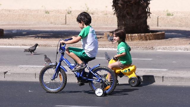 חג האופניים (צילום: מוטי קמחי) (צילום: מוטי קמחי)