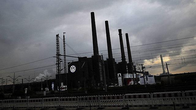 מפעלי פולקסווגן בוולפסבורג שבגרמניה (צילום: gettyimages) (צילום: gettyimages)