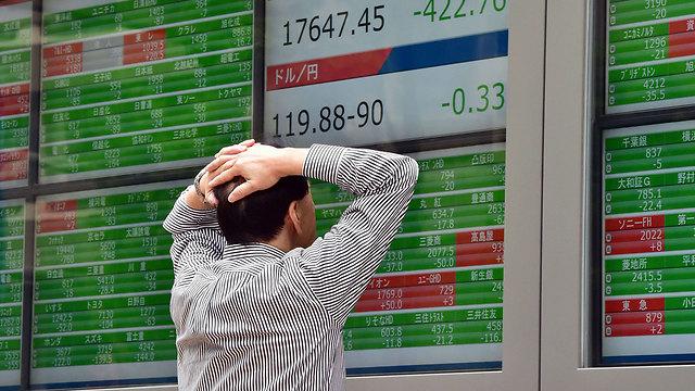 נמחקו תוך יומיים - 30% מערך המניה, 30 מיליארד מערך החברה (צילום: AFP) (צילום: AFP)