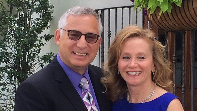 Steve and Suzan Lax