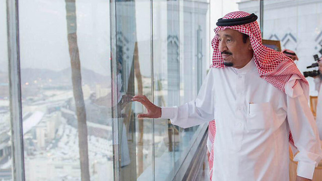 מלך סעודיה סלמאן