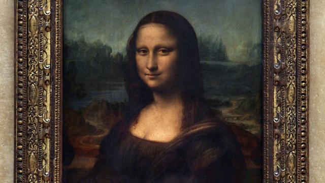 Мона Лиза. Фото: AFP