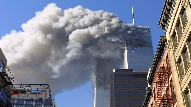 The September 11 terror attacks in New York City (Photo: AP) (Photo: AP)