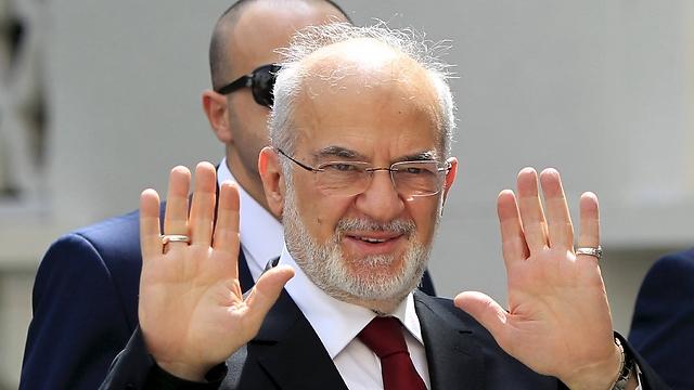 Iraqi Foreign Affairs Minister Ibrahim al-Jaafari (Photo: Reuters)