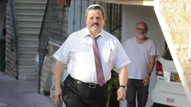 """רוני אלשיך. מסגן ראש השב""""כ למפכ""""ל המשטרה  (צילום: ירון ברנר) (צילום: ירון ברנר)"""