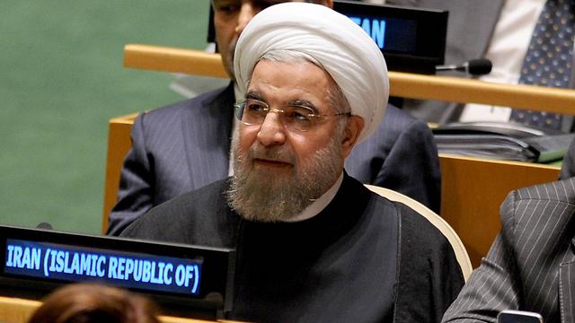 Iranian President Hassan Rouhani (Photo: MCT)
