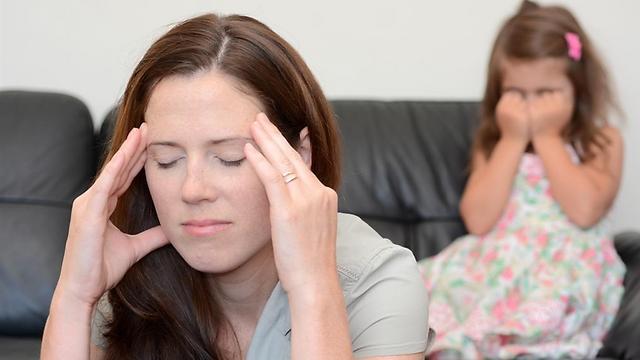 בשלוש את מפסיקה לבכות (צילום: shutterstock) (צילום: shutterstock)