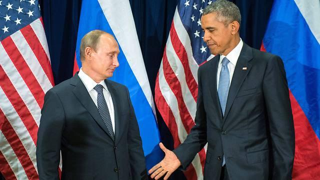 Obama and Putin at the UN (Photo: EPA)